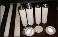 S.S. Sintered Cartridges